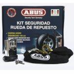 Kit Alta Seguridad para rueda de repuesto Abus