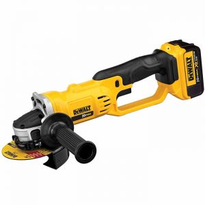 "Esmeril Angular 4 1/2"" Inalambrico 20V Litio-Ion DCG412M2 Dewalt"