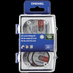 Dremel Micro Kit Ez Lock Cortar 728