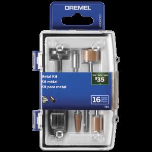 Dremel Micro Kit para Metal 734