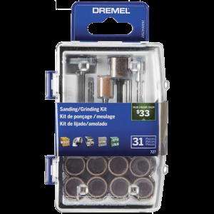 Micro Kit de Acc Lijar:Esmerilar Dremel 727