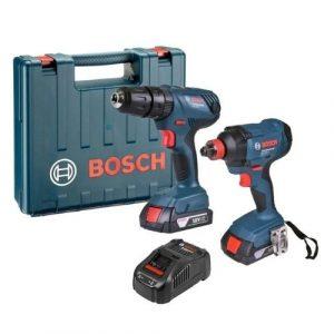 Kit Taladro GSB 180 LI + Llave GDX 180 LI Bosch